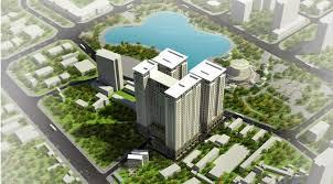 Mua nhà mặt đất bán căn 01 tòa V1 Home City, giá 28,9tr/m2 diện tích 58,61m2 , view nội bộ. 1628418