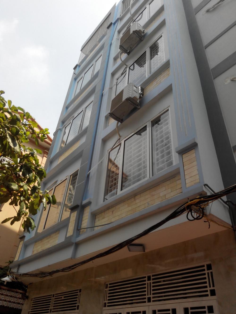 Bán nhà 33m2 x 5 tầng tại làng Lụa Vạn Phúc, quận Hà Đông, gần đường Tố Hữu. 4024026