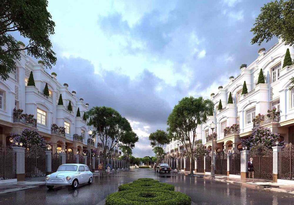 Nhà phố liền kề Phạm văn Đồng Ngay chân cầu bình triệu view sông sài gòn 7129723