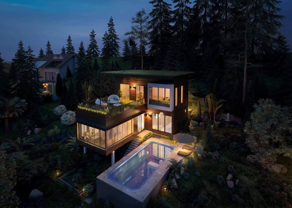 Khu nghỉ dưỡng cao cấp 4 sao SUNNY GARDEN  Hòa bình chỉ với 1,2 tỷ đồng 7204601