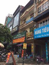 Bán nhà mặt phố Đào Tấn, 12 tỷ, kinh doanh vô đối 7285896