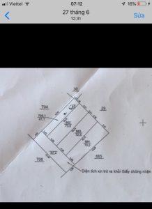 CHÍNH CHỦ CẦN BÁN NHANH 3 LÔ ĐẤT ĐẸP Ở MAI PHA, TP LẠNG SƠN 10087376