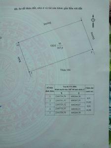 Chính chủ cần bán lô đất 2 mặt tiền tại Bình Hòa, Ninh Khánh, Ninh Bình 10088283
