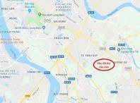 Duyệt quy hoạch chi tiết tỷ lệ 1/500 khu đô thị Gia Lâm, Hà Nội