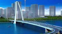 Tp.HCM: Đầu tư hơn 3.000 tỷ đồng xây cầu Thủ Thiêm 2
