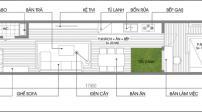 Tư vấn thiết kế và bố trí nội thất cho nhà 57m2