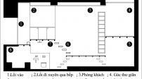 Ngắm căn hộ 21m2 có thiết kế vô cùng độc đáo