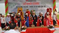 Cần Thơ: Tổ chức lễ khởi công xây dựng dự án nhà ở xã hội An Bình