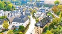 Ngắm vẻ đẹp kiến trúc cổ kính của Luxembourg