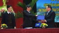 Hà Nội: Tổ chức công bố quy hoạch chung thị trấn sinh thái Chúc Sơn