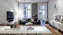 Ngắm căn hộ 82m2 tiện nghi với hai phòng ngủ