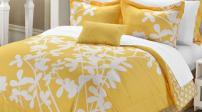 12 kiểu giường ngủ màu vàng cho mùa xuân thêm tươi tắn