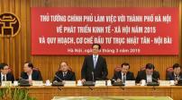 Vấn đề đất sạch cho dự án Nhật Tân - Nội Bài