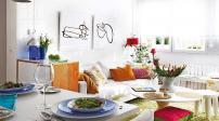 Thiết kế nội thất hiện đại cho căn hộ 40m² ngập tràn sắc xuân