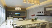 Thiết kế nội thất rẻ và tiết kiệm cho căn hộ 145m2