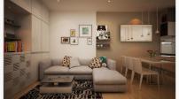 Bài trí nội thất cho căn hộ nhỏ