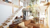 Ngôi nhà đẹp với thiết kế lắp ghép siêu đơn giản ở Nhật Bản