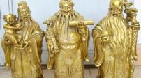 Đặt tượng Phúc Lộc Thọ và những cấm kị