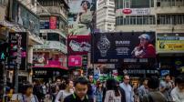 Hong Kong: Thị trường bán lẻ ảm đạm vì vắng khách từ Đại lục
