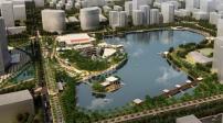 Săp xây nhiều công viên lớn tại Hà Nội