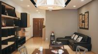Thiết kế căn hộ 120m2 đơn giản và cá tính
