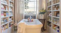 Chiêm ngưỡng phòng tắm đẹp của người nổi tiếng