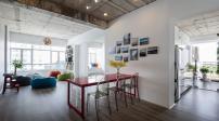 Thiết kế căn hộ hiện đại, đa năng cho gia đình trẻ