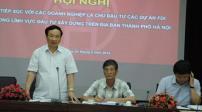 Tháo gỡ vướng mắc trong quy hoạch cho hàng loạt dự án FDI tại Hà Nội