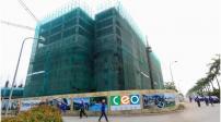 Dự án Nhà ở xã hội Bamboo Garden đã cất nóc