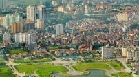Tại Hà Nội và Tp.HCM, giá đất đô thị cao nhất cả nước