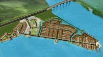 Chính thức khởi công Dự án phố biển Marine City