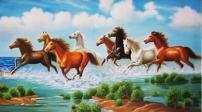 Bài trí biểu tượng ngựa đúng cách để sinh tài lộc