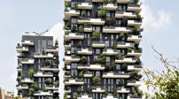Chung cư đẹp nhất thế giới được phủ kín bởi 1.000 cây xanh