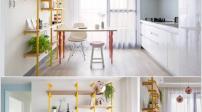 Biến hoá đồ nội thất gia đình với ống nước