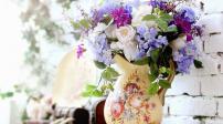 Vị trí đặt bình hoa mang lại sự giàu có cho gia chủ