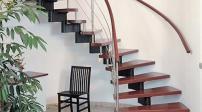 Phong thủy cầu thang giúp sinh khí lưu thông trong nhà
