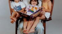 Ghế đọc sách thiết kế độc đáo giành cho 4 người