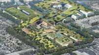 Mỹ: Chuyển đổi trung tâm mua sắm thành mái nhà xanh lớn nhất thế giới