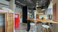 Thiết kế thông minh của căn hộ 27m2 tại Hong Kong cho sinh viên