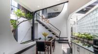 Đắm chìm với không gian xanh mát của ngôi nhà trong hẻm Sài Gòn
