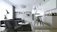 Mẫu căn hộ Studio: Nhỏ nhưng tiện nghi không