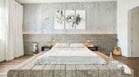 Đắm chìm trong không gian bình yên của phòng ngủ kiểu Nhật