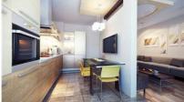 Vật liệu thạch cao - xu hướng lựa chọn nội thất cho căn hộ thêm phong cách