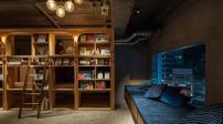 Những phòng ngủ tí hon siêu thú vị trong tủ sách ở Nhật Bản
