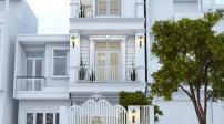 Tư vấn làm nhà 3 tầng cho gia đình 2 người