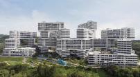 Chung cư có thiết kế kỳ lạ tại Singapore
