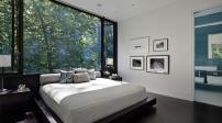 Làm sao bố trí cửa kính hợp lý trong phòng ngủ