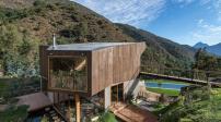 Ngôi nhà với thiết kế bảo vệ hệ sinh thái địa phương