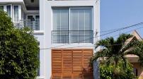 Ngôi nhà với thiết kế thoải mái thuận lợi cho việc kinh doanh