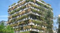 Chung cư 10 tầng tại Pháp được bao phủ bởi 380 chậu trúc